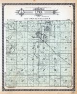 Lyra Township, Good Thunder, Maple River, Blue Earth County 1914
